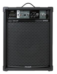 Caixa Amplificada Frahm - Connect 500 APP