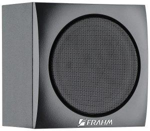 Caixa Acústica Frahm - BS180 Preta e Branca