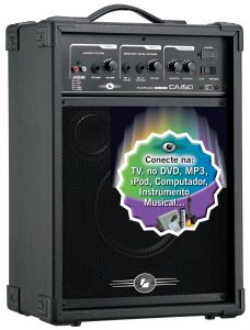 Caixa Amplificada Frahm - CA150
