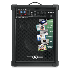 Caixa Amplificada Multiuso Frahm - CA 150 Bluetooth