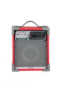 Caixa Amplificada Multiuso Frahm - CA 50 Vermelha