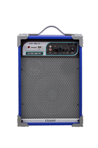 Caixa Amplificada Multiuso Frahm - CA 100 Azul