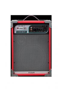 Caixa Amplificada Multiuso Frahm - CA 100 Vermelha