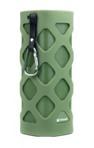 Caixa de som Portátil Frahm - PopBox Verde