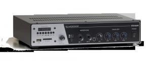 Amplificador para som ambiente Frahm - Slim 3000 USB/FM