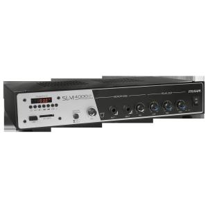 Amplificador para som ambiente Frahm - Slim 4000 USB/FM