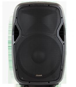 Caixa de Som Ativa Frahm - GR15A BT Bluetooth