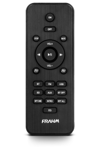 Caixa Amplificada Multiuso Frahm - MF 200 APP