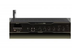 Amplificador - Receiver para som ambiente Frahm - Slim 4000 APP