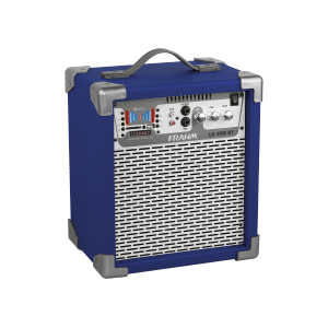 Caixa Amplificada Frahm - LC200 Bluetooth Azul