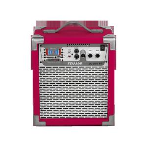 Caixa Amplificada Frahm - LC250 APP Pink