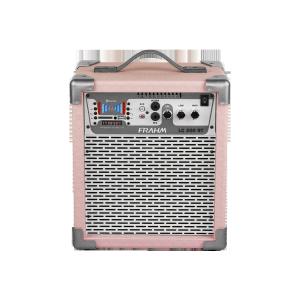 Caixa Amplificada Frahm - LC200 Bluetooth Rosa