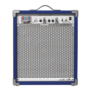 Caixa Amplificada Frahm - LC400 Bluetooth Azul