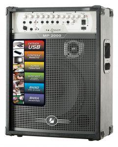 Caixa Amplificada Multiuso Frahm - MP2000