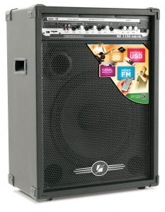 Caixa Amplificada Frahm - MF1150 USB/FM