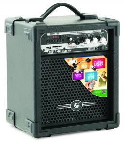 Caixa Amplificada Frahm - MF140 USB/FM/SD