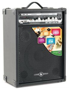 Caixa Amplificada Frahm - MF360 USB/FM