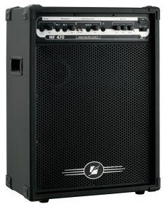 Caixa Amplificada Frahm - MF470