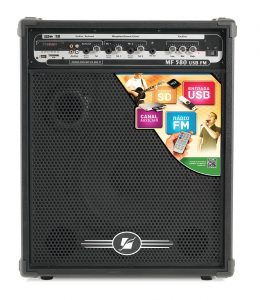 Caixa Amplificada Frahm - MF580 USB FM