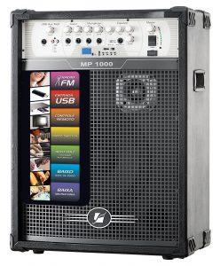 Caixa Amplificada Multiuso Frahm - MP1000