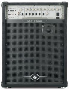 Caixa Amplificada Multiuso Frahm - MP2000 USB FM