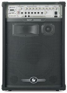 Caixa Amplificada Multiuso - MP3000 USB FM
