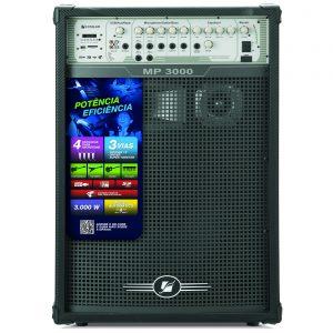 Caixa Amplificada Multiuso Frahm - MP3000