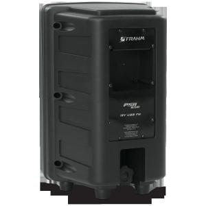 Caixa Amplificada Frahm - PSA 650 12V USB/FM