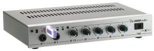 Amplificador para som ambiente Frahm - Slim 2000 USB