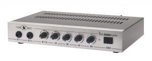 Amplificador para som ambiente Frahm - Slim 2000