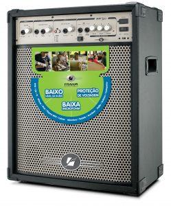 Caixa Amplificada Frahm - SS300