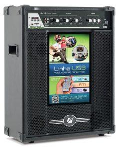 Caixa Amplificada Frahm - USB1150 FM