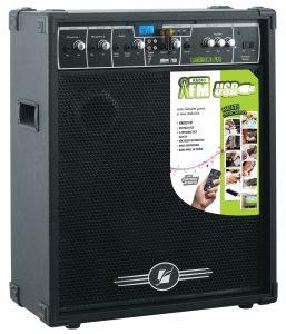 Caixa Amplificada Frahm - USB 580 FM