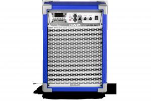 Caixa Amplificada Multiuso Frahm - LC 350 APP Azul