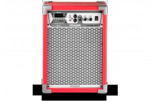 Caixa Amplificada Multiuso Frahm – LC 350 APP Vermelha