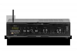 Amplificador - Receiver para som ambiente Frahm - Slim 3800 APP Multi-channel
