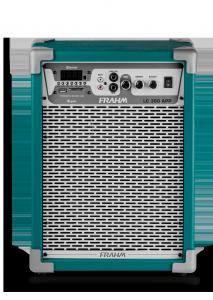 Caixa Amplificada Multiuso Frahm – LC 350 APP Verde