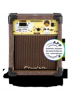 Caixa Amplificada Multiuso Frahm – LC Battery NFA Vintage