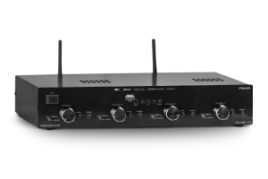 Amplificador - Receiver para som ambiente Frahm - RD480 WiFi Residence