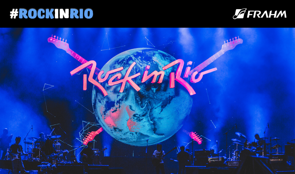 COMO É TOCAR NO ROCK IN RIO?