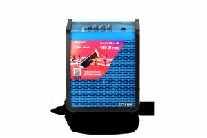 Caixa Amplificada Multiuso Frahm – Chroma Blue