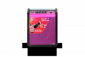 Caixa Amplificada Multiuso Frahm – Chroma Pink