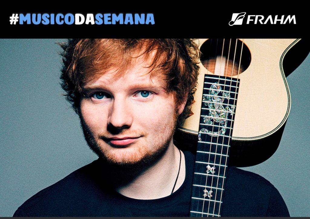 Ed Sheeran – Sucesso entre os brasileiros