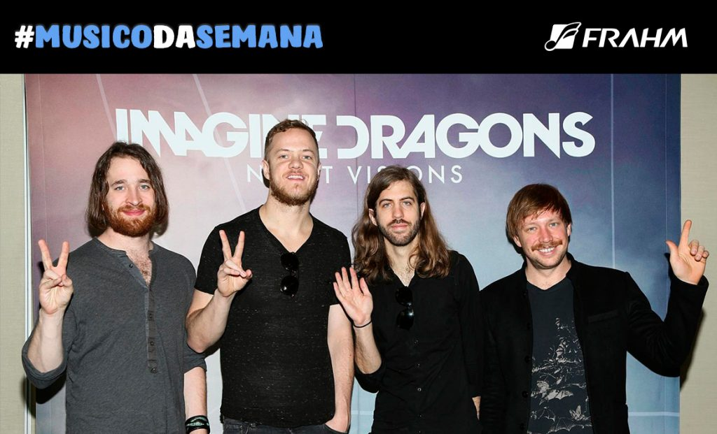 A carreira da banda Imagine Dragons