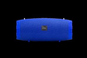 Caixa de Som Portátil Frahm - SoundBox TWO Preta e Azul