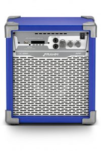 Caixa Amplificada Multiuso Frahm – LC 250 APP Azul