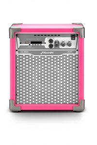 Caixa Amplificada Multiuso Frahm – LC 250 APP Pink
