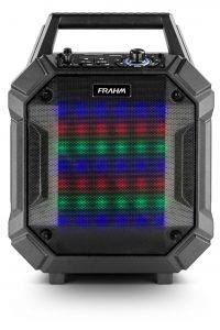 Caixa Amplificada Emborrachada Frahm - PB400