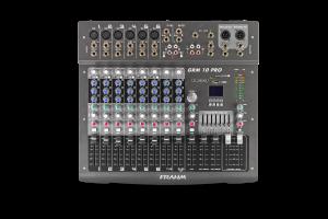 Mesa de Som Mixer Frahm - GRM 10 PRO