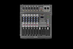 Mesa de Som Mixer Frahm - GRM 6 PRO